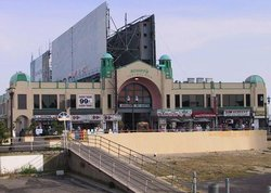 Central Pier Arcade