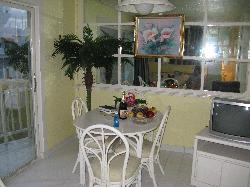 Dining/living room @ Club Land'or