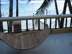 Private swing hammock just for us