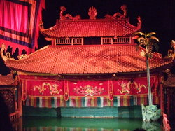‪Thang Long Water Puppet Theater‬