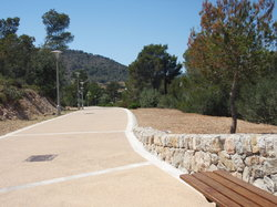 Calvia Cycle & Jogging Path