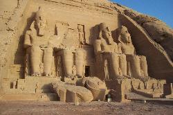 Sun Temple of Ramses II (early morning)