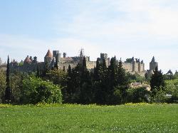 Carcassonne, vista desde el camping La Cité (17922456)