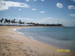 Beach To The Left