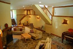 Lobby of Guest Cottage