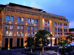 Exterior of the Charleston Cartagena, Hotel Santa Teresa