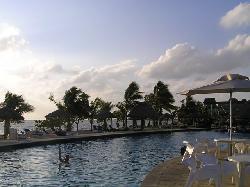 pool at the worldmark