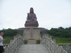 The Culture Center of Nanhai Guanyin, Xiqiao Mountain