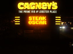 Cagney's Old Place Restaurant