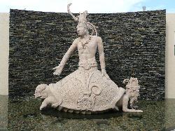 Mayan Statuary