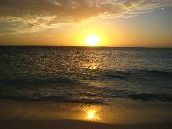Aruban Sunset