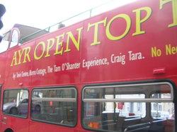 Ayr Open Top Bus Tour