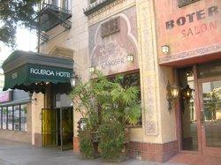 Figueroa Hotel Bar
