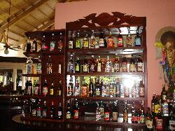 Fully Stocked Bar