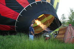 Midnight Sun Balloon Tours