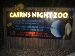 Cairns Night Zoo