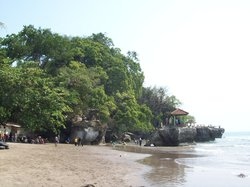 Karang Bolong Beach