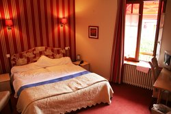 Hotel de France & fuchsias