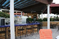 Cobalt Bar by the Main Pool