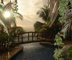 Pool & Bridge