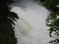 Kwastichewan Falls