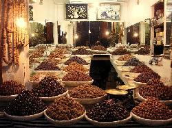 tienda de frutos secos en Fez (18310481)