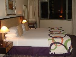 Quay West Apartments - bedroom