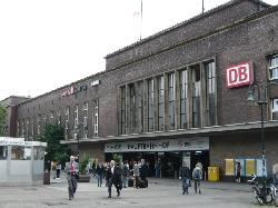 Exterior from Hbf