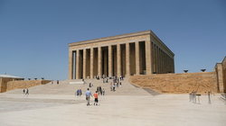 Anitkabir (Mausoleo di Ataturk)