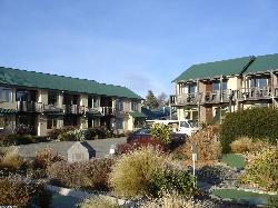 蒂卡波湖鄉村汽車旅館