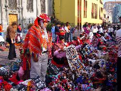 Miraflores Market - Lima (18383018)