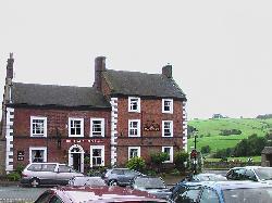 Exterior of the pub