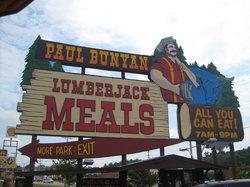 Paul Bunyan's Northwoods Cook Shanty