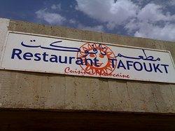 Restaurant Tafoukt