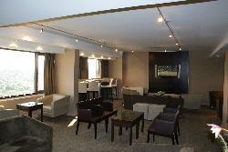 Signature Club Lounge on 24th floor