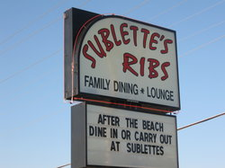Sublette's Ribs