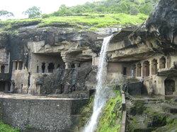 Höhlen von Ellora