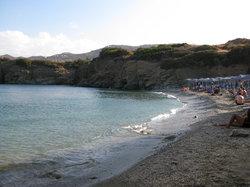 Παραλία Ψαρομούρα