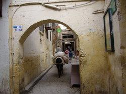 フェス旧市街
