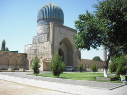Mezquita Bibi Khanum