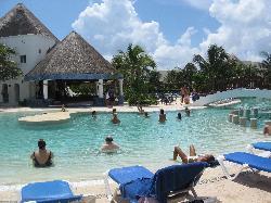 aqua-forme à la piscine