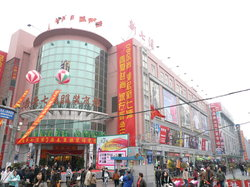 Xingwang International Dress And Finery Market