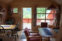 Cottage with verandah