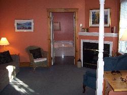 Maule Suite Livingroom