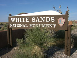 ‪White Sands National Monument‬