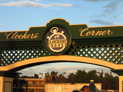 Clockers' Corner