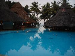 one pool area