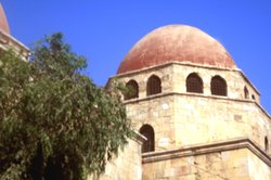 Saladin (Selahedin) Mausoleum