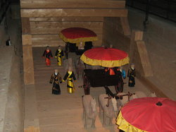 Han Yang Ling Museum