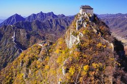 The Great wall of Jiankou